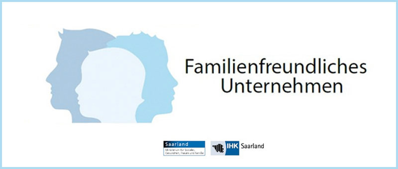 Ausgezeichnet als familienfreundliches Unternehmen