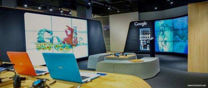 Google eröffnet eigenen Laden