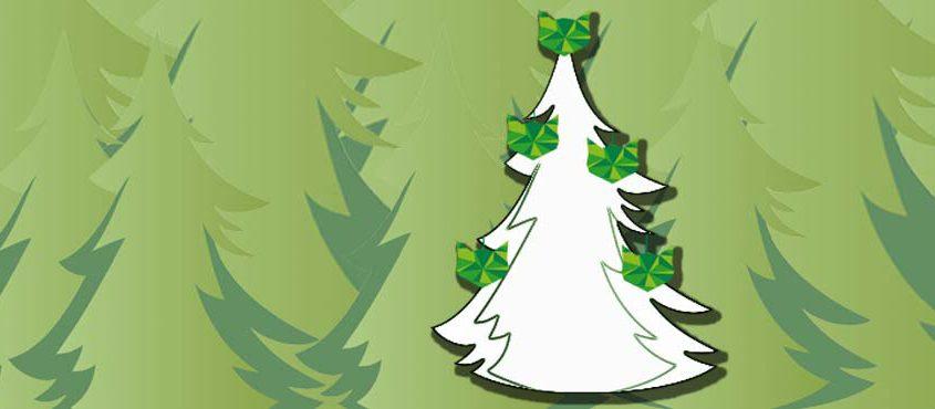 phase grün wünscht schöne Weihnachten
