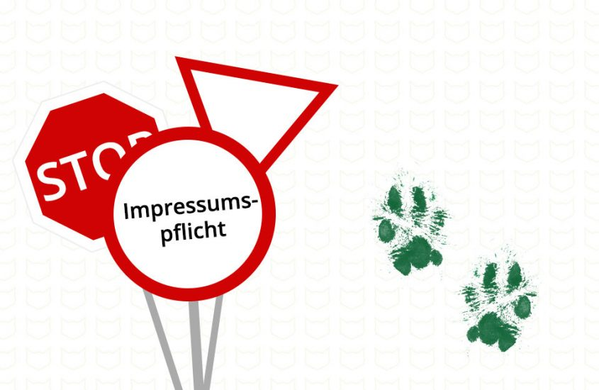 Impressumspflicht in Social Media