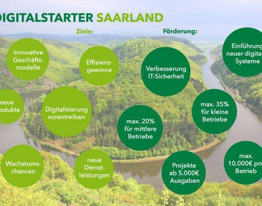 Digitalstarter Saarland