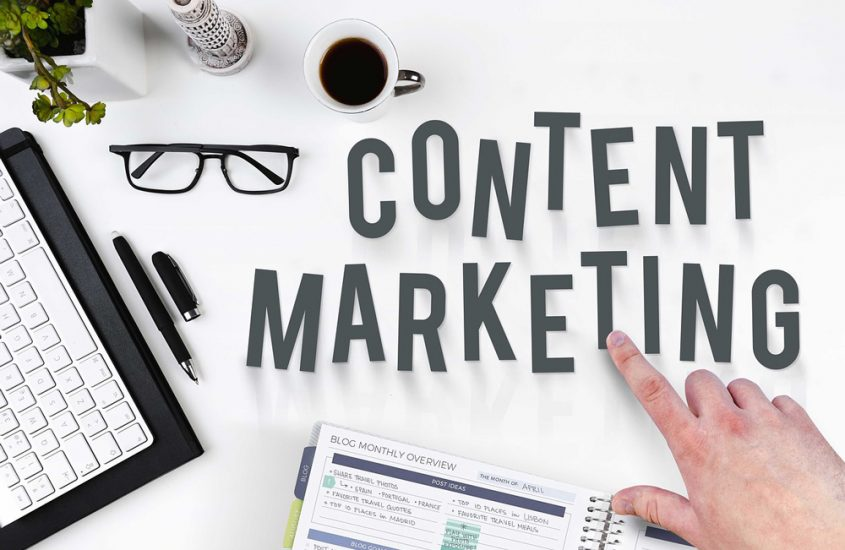 Content-Strategie – in 6 Schritten zum Erfolg
