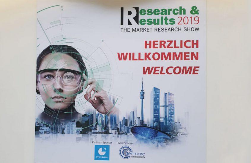"""Geheimtipp: Messe """"Research & Results"""""""