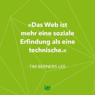 #zitat  #timbernerslee #internet #web #erfindung #sozial #social #invention #worldwideweb #werbung #advertising #phasegrün #phasegrünfoto #werbeagentur  #Saarland #onlinemarketing #kreation #onlinemarketingkreation
